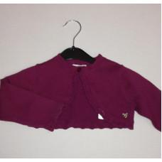 rot/violette Jacke