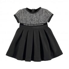 Edles schwarzes Kleid