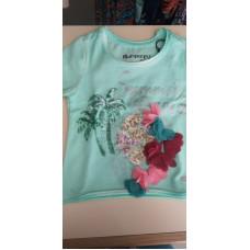 T-Shirt Summer türkis