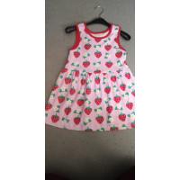 Kleid Erdbeere