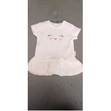 Baby Kleid Face