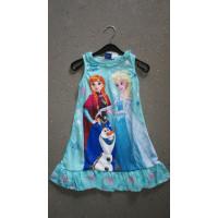 Frozen Kleid, Elsa, Anna & Olaf