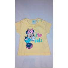 Minnie Maus T-Shirt, i love Dots
