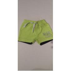 Baby kurze Hose grün
