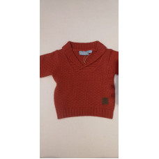 Baby Pullover rot