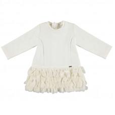 Baby Kleid weiß