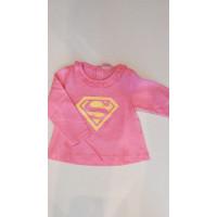 Superwoman Oberteil, pink