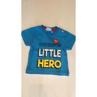 "Superman T-Shirt ""little Hero"""