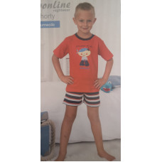 Pyjama kurz Jungs
