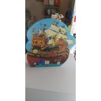 """Puzzle """"Piratenschiff"""" 54Teile"""