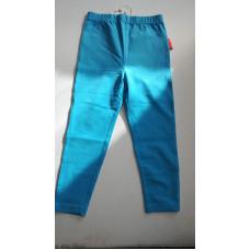 blaue Leggin