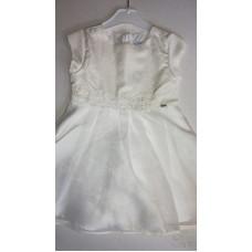 weißes Designerkleid