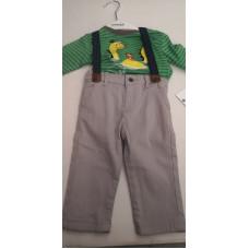 Baby Dino Hosenträgerset