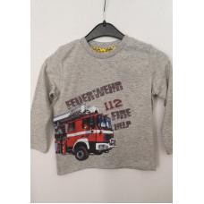 Langarmshirt Feuerwehr