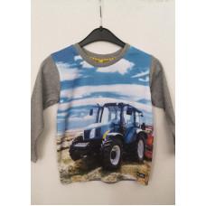 Langarmshirt Traktor