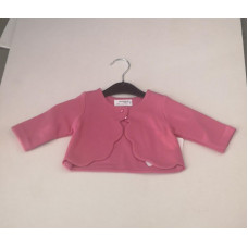 Baby Jacke in pink