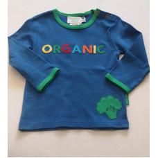 Langarmshirt Organic 100% Baumwolle
