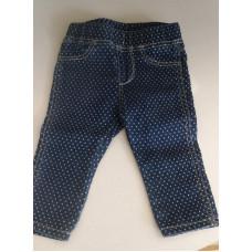 Baby Leggings im Jeanslook