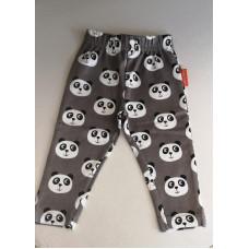 """Baby Legging """"Panda"""" 100% Baumwolle"""